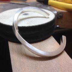 Armband vridet
