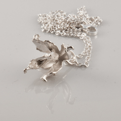 Frökapsel - silver